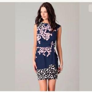 Diane von Furstenberg Tamara Falling Dots Dress 8